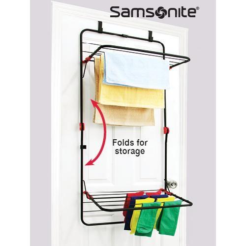 Over Door Folding Dry Rack