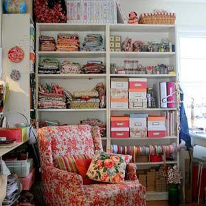 Decorar tu cuarto de costura | Portaldelabores.com | Portal de labores