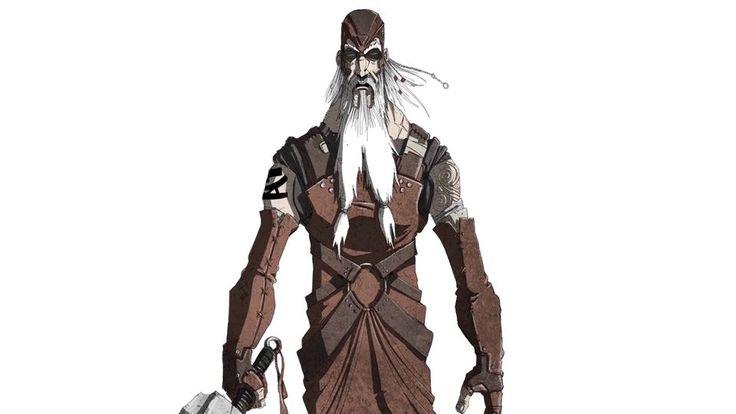 Infinity Blade: Origins Behind the Scenes