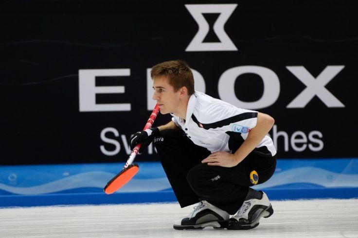 Le Gruyère European Curling Championships 2014 - Playoffs