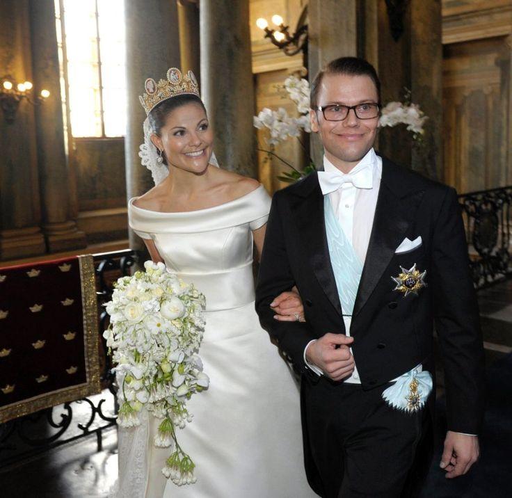 """""""Ich danke dem schwedischen Volk. Ihr habt mir meinen Prinzen geschenkt"""", sagt..."""
