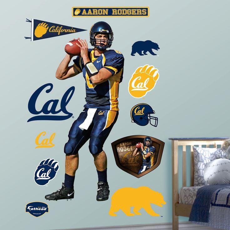 Aaron Rodgers, Cal Golden Bears
