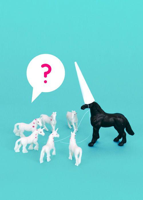 Un petit quizz licorne ? Lalicorne est un animal imaginaire alors on ne se prend pas au sérieux avec ce quizz qui fera plutôt rire que réfléchir, pour notre plus grand bonheur !Pour compliquer l'épreuve, vous pouvez créer deux équipes, la plus rapide à buzzer et à donner la bonne réponse gagne un point/un bonbon.