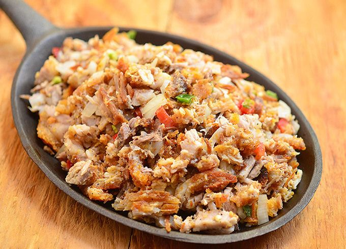 how to cook pork sisig in oven