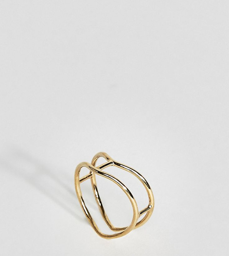 Get this Asos's ring now! Click for more details. Worldwide shipping. ASOS Gold Plated Sterling Silver Double Bar Ring - Gold: Ring by ASOS Collection, Gold-plated sterling silver, Double-bar design, Shaped bands, Cut-out shank, 100% Sterling Silver. Score a wardrobe win no matter the dress code with our ASOS Collection own-label collection. From polished prom to the after party, our London-based design team scour the globe to nail your new-season fashion goals with need-right-now dresses…