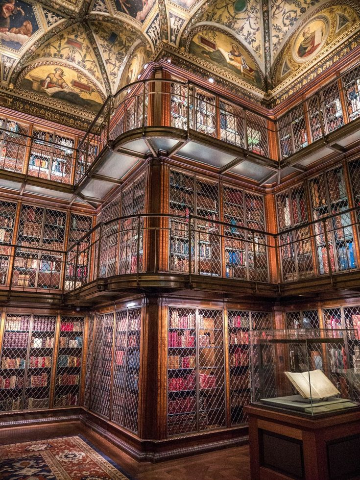 The Morgan Library: A Book Lover's Paradise in New York City