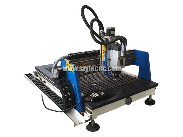 STYLECNC® 6090 CNC router is widely used in Stone,Wood, aluminum, plastic, PVC, PCB, acrylic, crystal, light metal materials, etc. Now the new 6090 CNC router is for sale with best offer.
