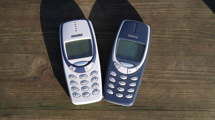 Finnish technology industry booms in the 90s and 2000s. Nokia's legendary model 3310 was extremely popular in Finland and abroad.