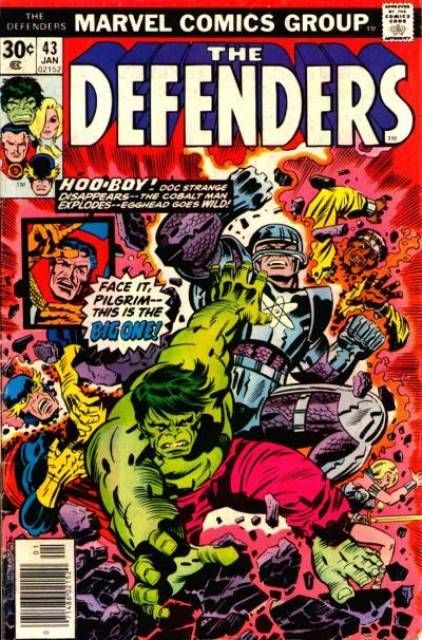 The Defenders #43 - This World is Mine!
