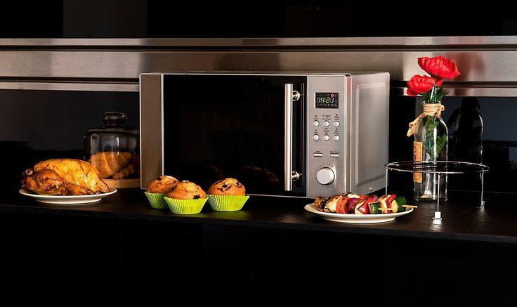 Siempre he pensado que el microondas es el electrodoméstico más desaprovechado en la casa. Todos lo usamos a diario, pero su aportación más habitual a nuestra alimentación se reduce a calentar la …