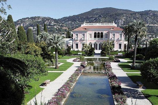 Villa Ile-de-France à Saint-Jean-Cap-Ferrat