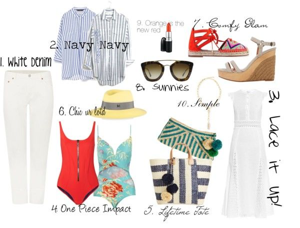 10 Summer Essentials | Style Accents