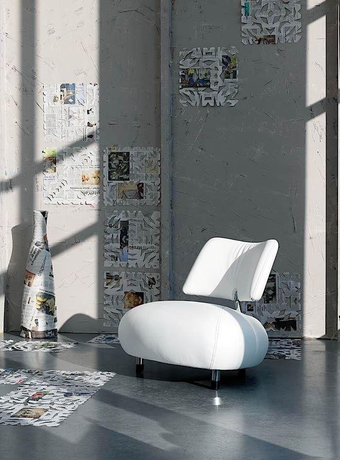 Hét icoon van Leolux. De zitbal die in 1989 speciaal werd ontworpen voor het huis van de toekomst is nog altijd even futuristisch als lichtvoetig. En misschien daarom wel zo succesvol. Pallone is persoonlijkheid, de perfecte blikvanger voor eigenzinnige interieurs.