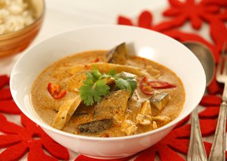 Slimming World Thai Green/Red Curry