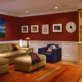 Painting Wainscotting Design Ideas, Pictures, Remodel, and Decor - page 10