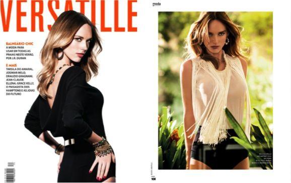 Revista Versatille – Janeiro 2014 Summer Chic – por Jr Duran