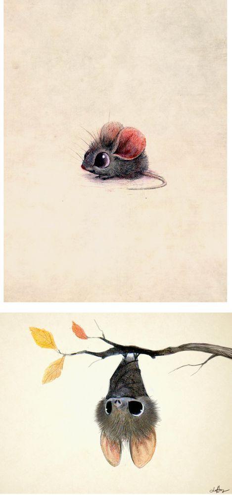 Большие приключения маленьких мышат в иллюстрациях любимых художниц - Ярмарка Мастеров - ручная работа, handmade