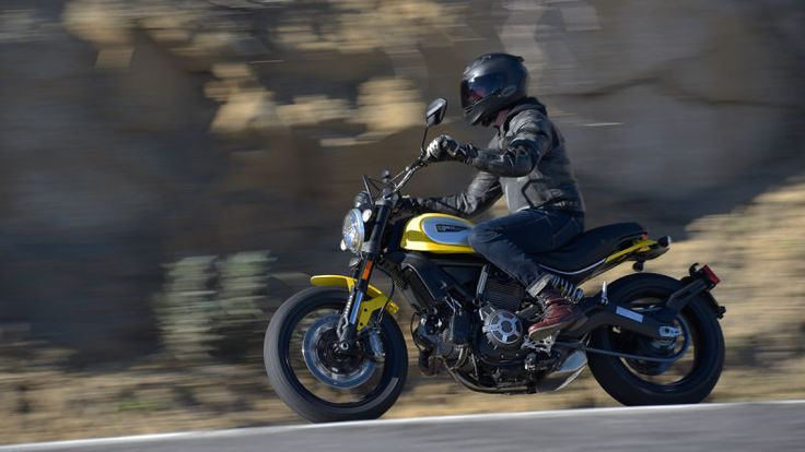 At some point the motorcycle industry forgot that bikes are supposed to be fun. They don't have to be overpowered enablers of natural selection or obscenely styled, over-priced midlife crisis machines or vapidly retro fashion trinkets. They just need to be fun. And the new Ducati Scrambler is exactly that.
