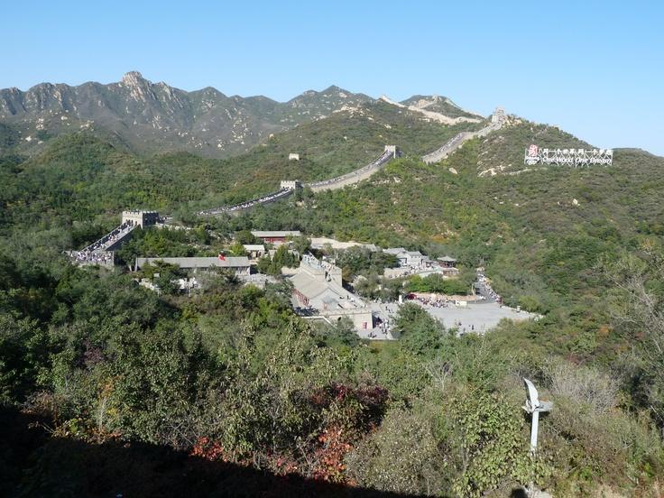 Chinese muur 2010