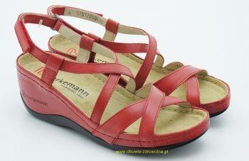 Berkemann Coletta 01751-200 Zdrowotne damskie sandały na koturnie,Tęgość F dla stóp raczej wąskich, drobnej budowy marki Berkemann