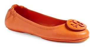 Women's Tory Burch 'Minnie' Travel Ballet Flat