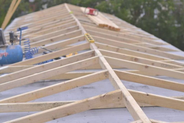 Can I Convert My Flat Roof To A Pitched Roof Mobile
