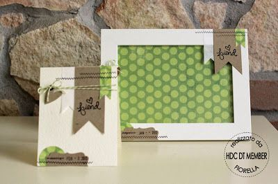 Hobby di Carta - Il blog: OHG... one hour gift ... by Fiorella