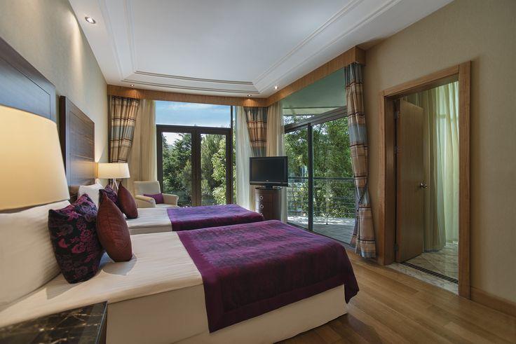 Twin Villa Bedroom