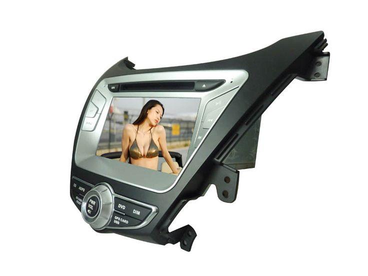 DVD Player with GPS Digital TV DVB-T for Hyundai Elantra 2012