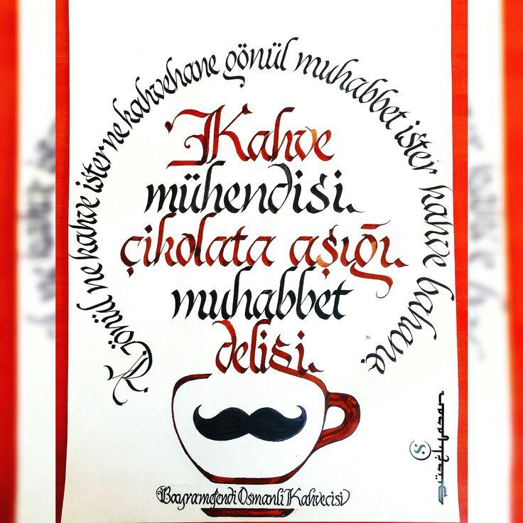 Yazı AŞK'tır.. #typography #tipografi #typematters #yazisanati #yazısanatı…