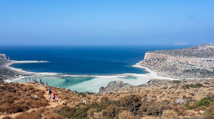 On the way to Balos, Crete agosto 2015 #balos #crete