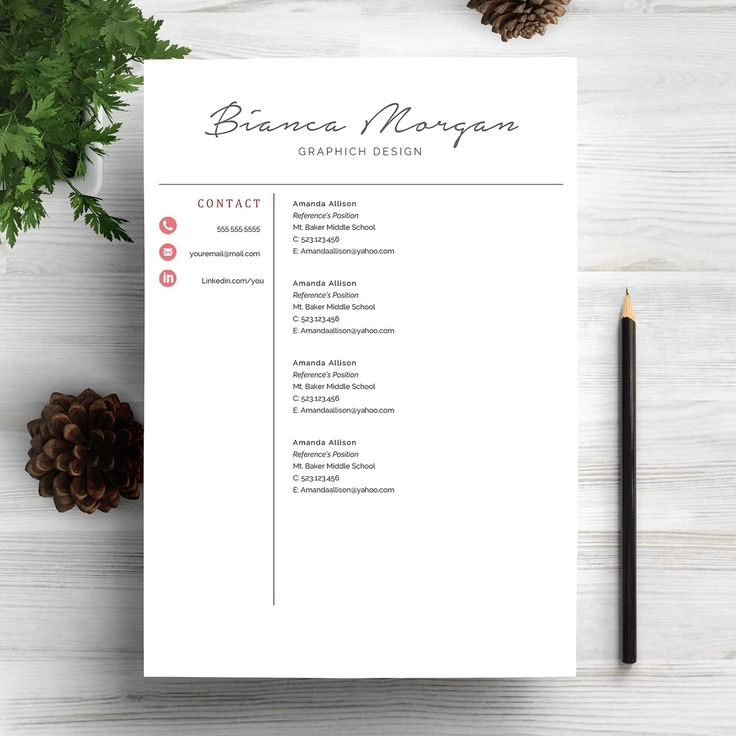 cosmetologist resume%0A Professional Resume Template CV by Indograph on