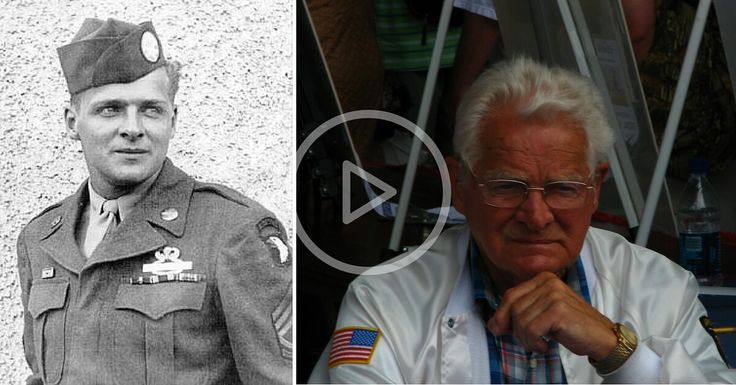 A Tribute To Donald Malarkey, Oldest Living Band Of Brothers Veteran (Watch)