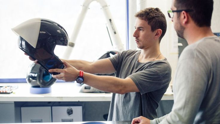 How SHARKs MotoGP Race-R PRO Profile Was Developed