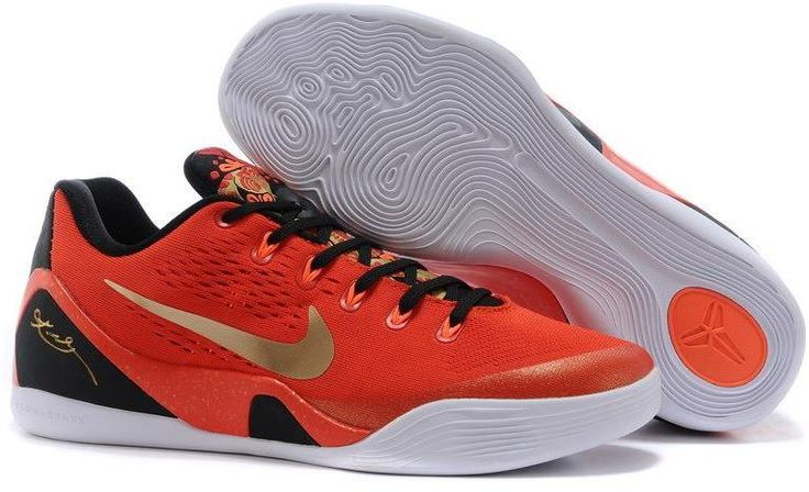 Discover the Nike Kobe 9 EM \u201cChina\u201d University Red/Metallic Gold-Black For  Sale Authentic collection at Pumarihanna. Shop Nike Kobe 9 EM \u201cChina\u201d  University ...