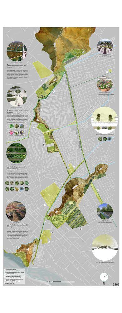 Galería de 'Sistema de parches integrados' obtiene primer lugar en Concurso Cerros Isla - Corredor Verde San Bernardo - 12