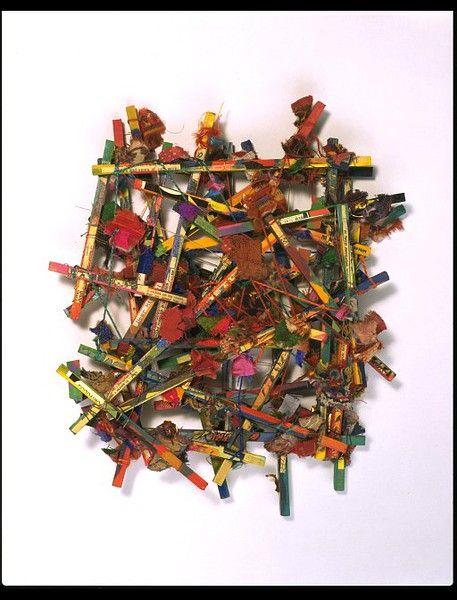 Michael Brennand Wood Crayola