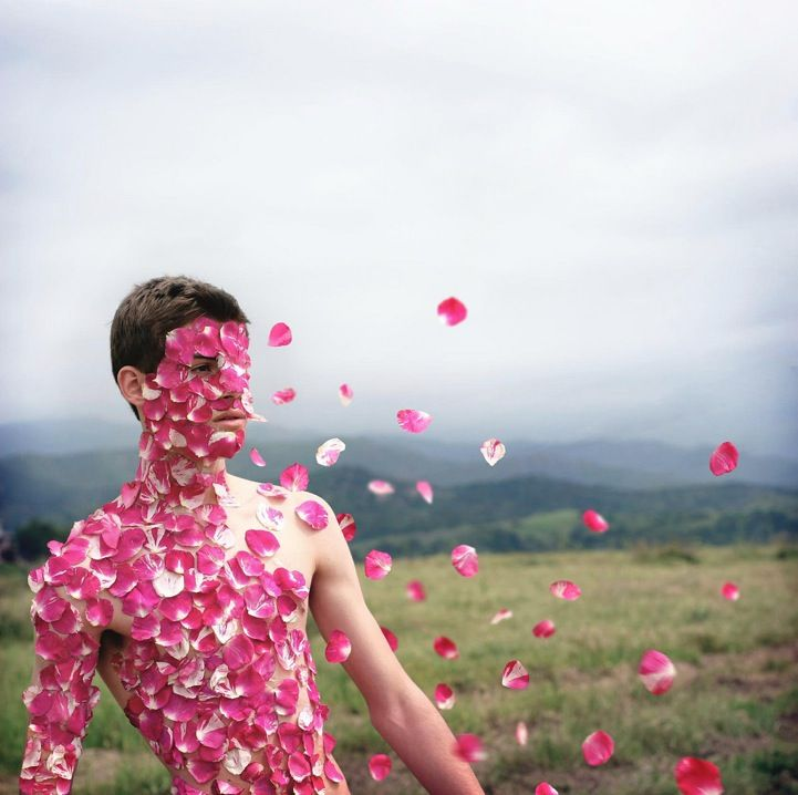 Brian Oldman e suas fotografias surreais