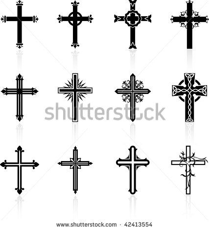 christian cross designs for hand embroidery - Google Search