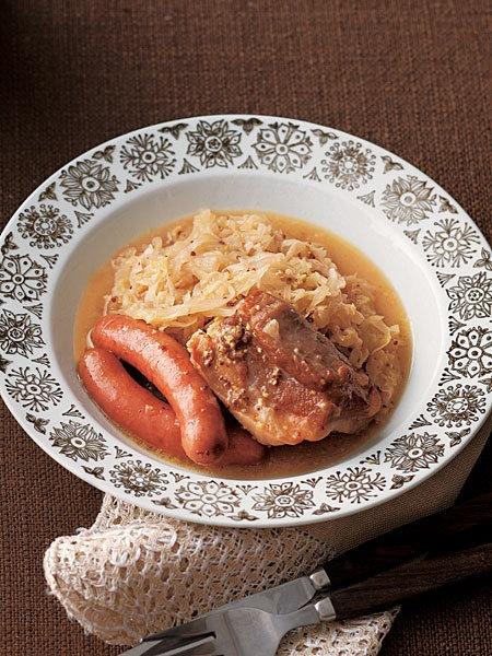 「エル・クッキング」No.9より、お助け調味料で作る晩ごはん&温かいスープレシピが到着!