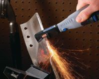 Detail of Dremel Projects and Community Projects – sharpen a mower blade, #Blade #Communit …   – Lawn Mower