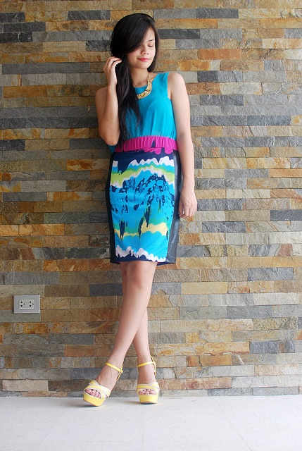 COLOR OVERLOAD    What Vern wore to the Zalora PH launch  top from SOUL Lifestyle  http://www.vernenciso.com/2012/05/color-overload.html