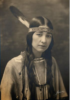 Native American Chickasaw Indian Women Historical Photo Gallery