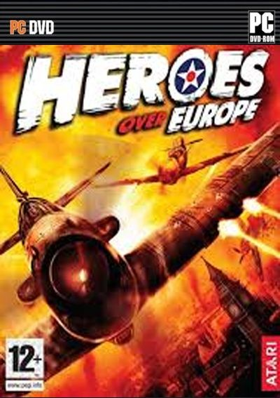 Heroes Over Europe mega