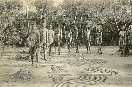Australia - Aboriginal Traditional Society