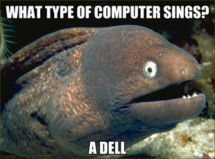 21 Bad Jokes from The Bad Joke Eel