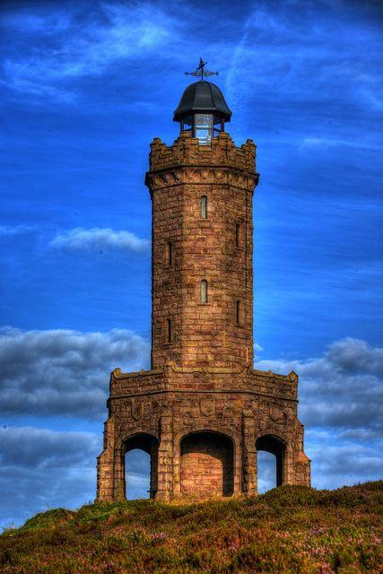 Darwen Tower - Darwen, Lancashire, England