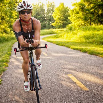 Burn fat fast with this bike interval workout. This cycling workout is quick and effective. Tone your body by following this interval training workout that will help you lose weight and get fit.