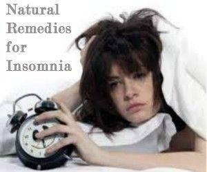 Natural Remedies for Insomnia #naturalinsomniaremedies