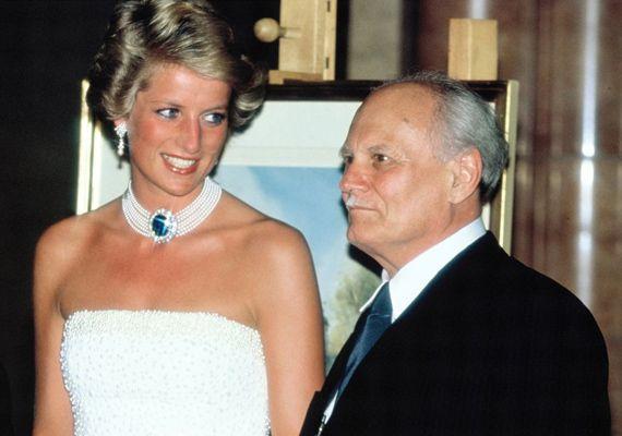 Egy híres magyar férfival is találkozott Diana hercegnő! Meg is örökítették a pillanatot | femina.hu